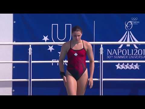 Засвет девушек в спорте ✓ Универсиада прыжки в воду