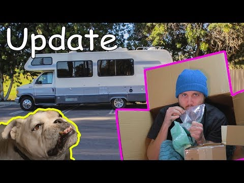 Moving Into a Motorhome