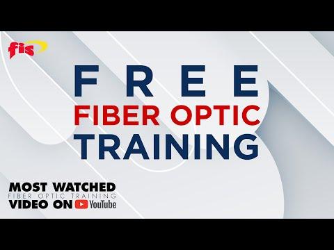 Free 2 Hour Fiber Optic Training - YouTube