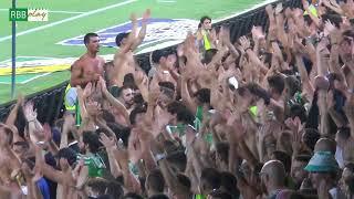 Real Betis vs Celta de Vigo - Bienvenidos al infierno verdiblanco - Gol Sur 1907.