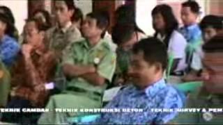 preview picture of video 'Seminar Indonesia Perancis - 20 mei 2013 - Bupati Tana Toraja, SMKN 1 Makale et Educatour'