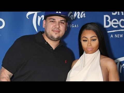 Blac Chyna Responds to Rob Kardashian's Snapchat Says He 'Verbally Abused' Her