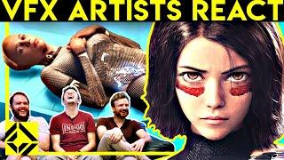VFX Artists React to Bad & Great CGi 9