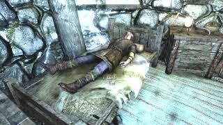 What happened in Lund's Hut - Skyrim