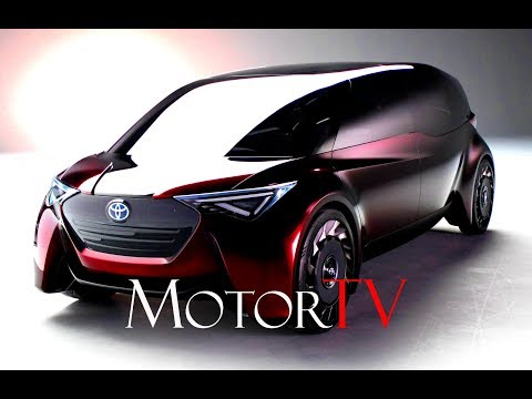 "PREVIEW : TOYOTA LAUNCHES ""FINE-COMFORT RIDE"" FVC CONCEPT VEHICLE"