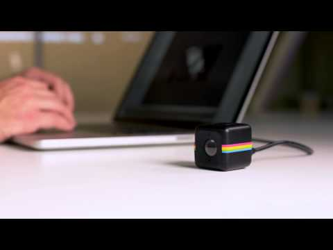 Polaroid Action HD: Polaroid Cube Lifestyle Action Camera