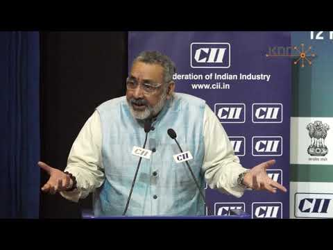 Financial inclusion and employment are the discussion point of the time: Giriraj Singh