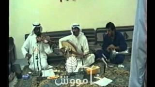 يوسف المطرف - راح الامل 27 - 6 - 1991 ايقاع محمد الحمدان كمان بوعيد khamoosh.com