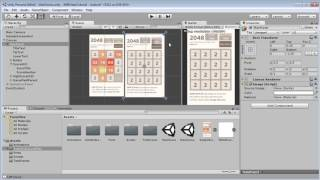 1. Introduction to the Course - Build 2048 puzzle game in Unity 3D