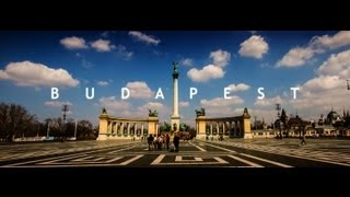 BUDAPEST by Natural Light