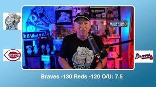 Atlanta Braves vs Cincinnati Reds Free Pick 9/30/20 NL Wildcard Game 1 Pick & Prediction MLB Pick