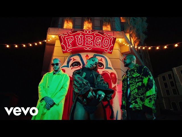 Fuego (Feat. Sean Paul, Anitta, Tainy) - DJ SNAKE
