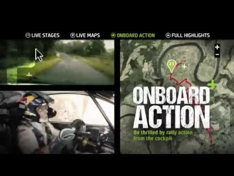 Video of WRC – The Official App
