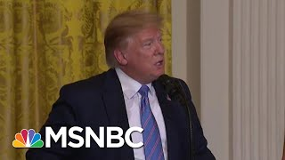 Former Trump Co-Worker: He's Obsessed With Scary Beauty | The Beat With Ari Melber | MSNBC