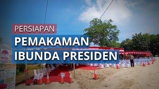 Lokasi Pemakaman Ibunda Presiden Jokowi Disiapkan, Ganjar Mengatur Warga untuk Jaga Jarak