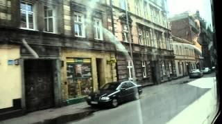 preview picture of video 'Linia T19 Bytom Głęboka - Bytom Pl. gen. Sikorskiego'