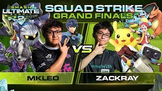 MkLeo Vs Zackray   Squad Strike: GRAND FINALS   Ultimate Summit 2
