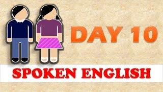 20 Days Spoken English Learning Challenge | Spoken