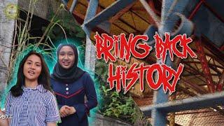"Bring back history of Bioskop ""Merdeka"" dan Wahana Bermain ""Mitra Plaza"""
