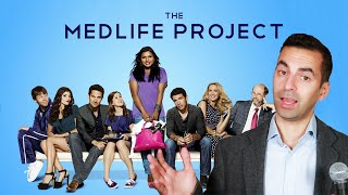 My deeply tenuous link to the Mindy Project