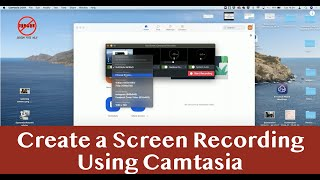 Screen Recording with Camtasia to Create How-To Videos