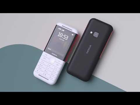 Телефон GSM Nokia 5310 Dual SIM (черный)