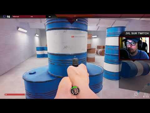 VOD - On teste la démo sur Steam avec Jivé de Police Shootout