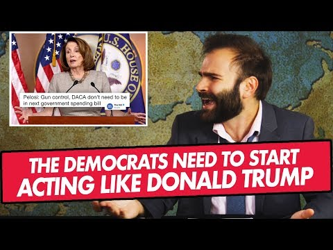 The Democrats Need To Start Acting Like Our Very Good President, Donald Trump - Lil Bits Of News