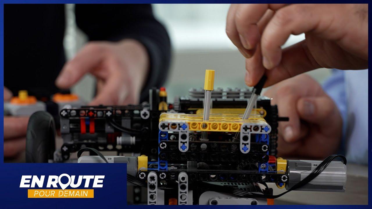 En route pour demain #04 : des Lego à l'origine des hybrides de Renault