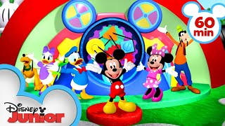 Hot Dog Dance (1 Hour) | Mickey Mouse Clubhouse | Disney Junior