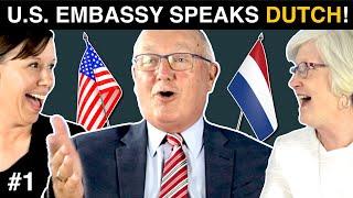 U.S. EMBASSY Speaks DUTCH!  #1