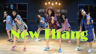 The BOM Squad   New Thang - Redfoo   Choreography by Svetana Kanwar