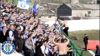preview picture of video 'Tirona Fanatics 16/02/2014 (Bylis vs TIRONA 0-1)'