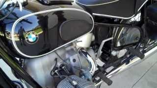 1965 BMW R 95 S COLD START