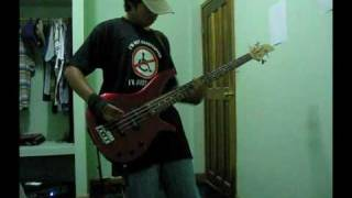 Moving Pictures By Fall Out Boy Bass Cover