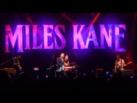 Miles Kane - Rearrange [Live at El Plaza Condesa, Mexico City - 23-03-2019]