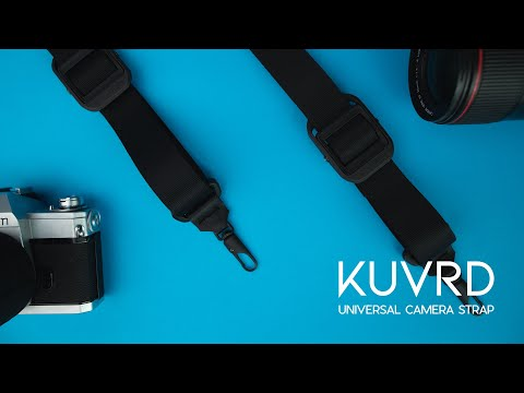 KUVRD- Universal Camera Strap-GadgetAny