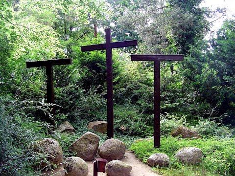 The Garden of Jesus' Suffering and Resurrection