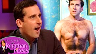 Steve Carell Has More Hair Than Skin | Friday Night With Jonathan Ross