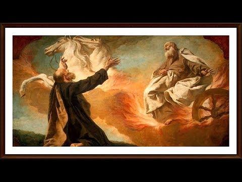 Молитва и величание пророку Илие. Кистыш. Суворовский Храм