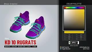 2e0bbff551c nba 2k19 custom shoes nike - मुफ्त ऑनलाइन वीडियो ...