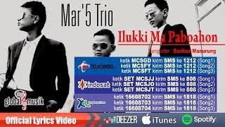 Mac'5 Trio - Ilukki Ma Paboahon (Official Music Video)