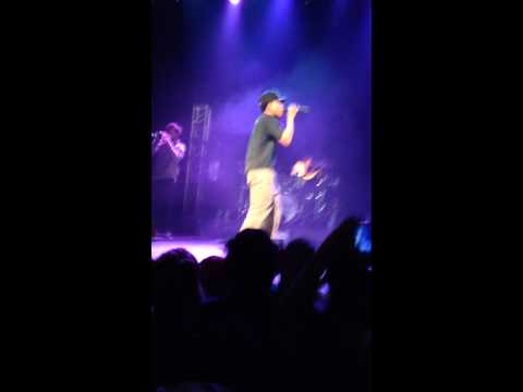 Chance the Rapper Footwork in ATL
