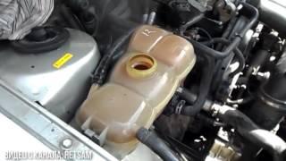Как правильно заменить охлаждающую жидкость в автомобиле