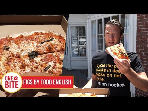 Barstool Pizza Review - Figs by Todd English (Boston)