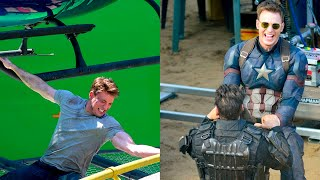 Chris Evans Most Insane Stunts Without A Stunt Double   Chris Evans Performing Stunts Without Help