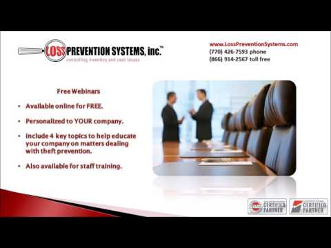 Free Loss Prevention Training - YouTube