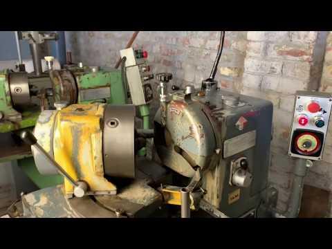 Breda AFP50 Drill Grinding Machine