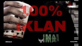 Video cinematic 100% iklan