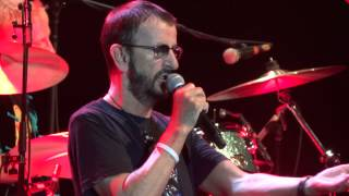 Ringo Starr - Honey Don't  (São Paulo - 26-02-2015)